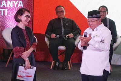 Dompet Dhuafa hadir sebagai pengelola aset wakaf