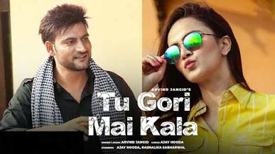 Tu Gori Mai Kala Sung by Arvind Jangid lyrics