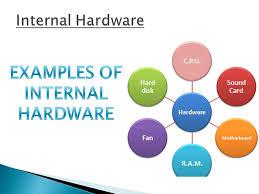 internal hardware examples