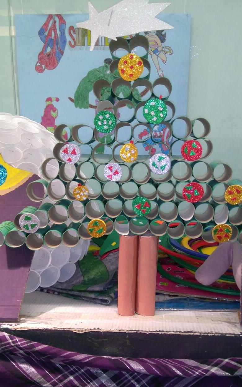 Salas infantiles omniocio una navidad llena de magia en for Casitas infantiles jardin carrefour