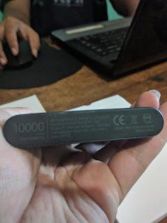 12 Membandingkan Powerbank Acmic C10 Pro Dengan Xiaomi Mi Powerbank 2 10000 mAh