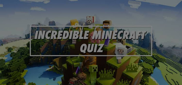 Can You Handle This Incredible Minecraft Quiz Answers 100% Score