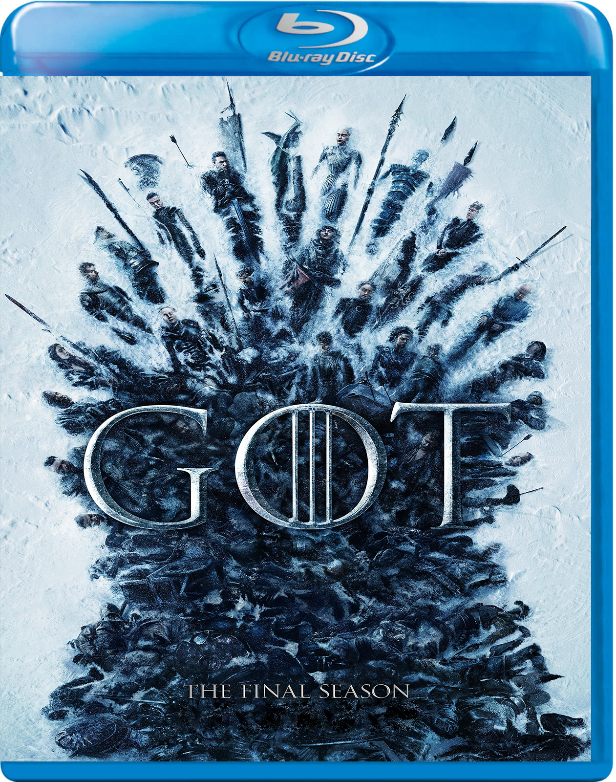 Game of Thrones [Season 8] [2019] [BD50] [Latino – Castellano]