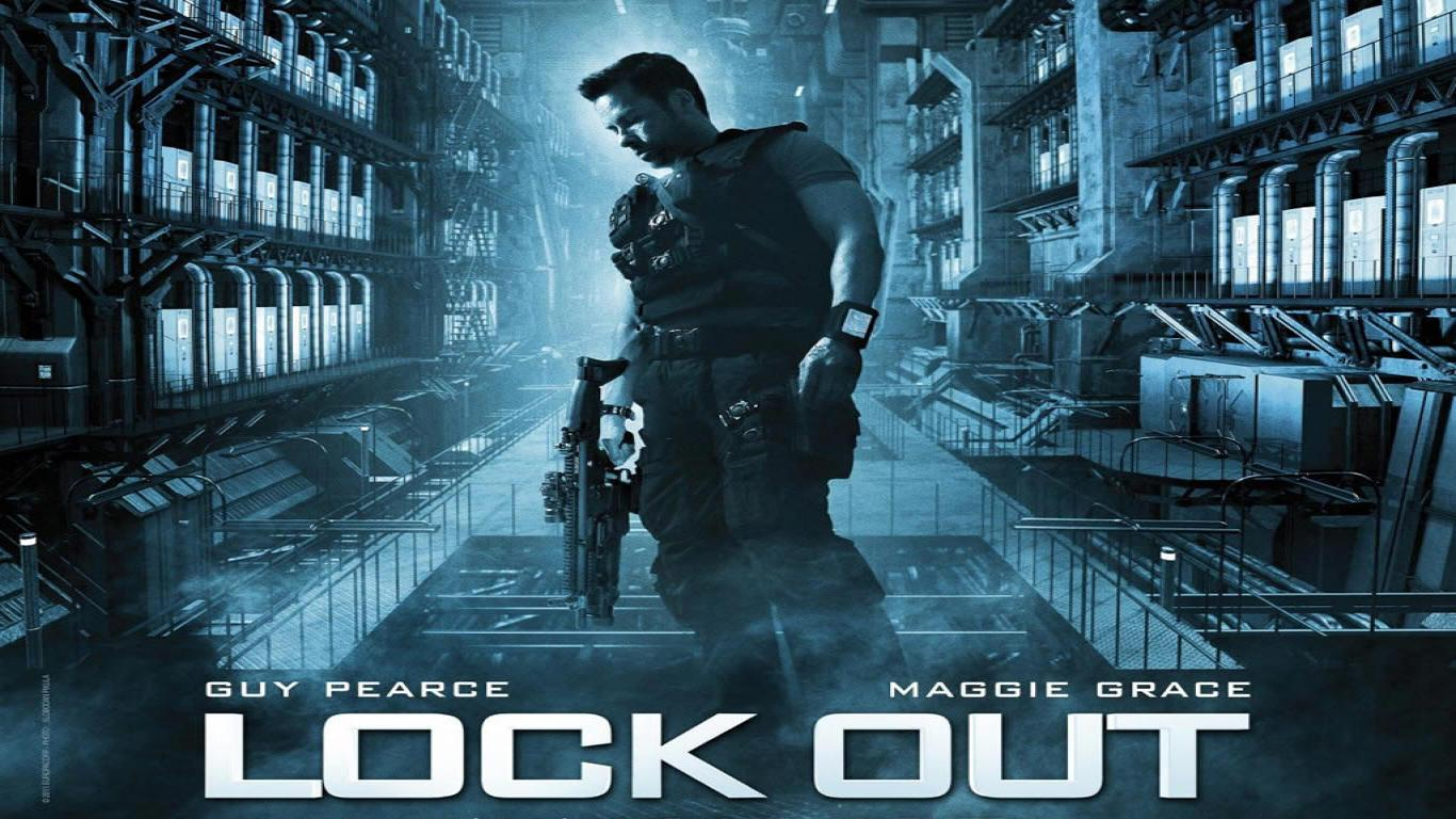 2012 Movie Poster: So It Goes...: Lockout (2012