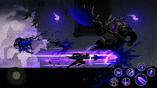 Shadow Knight Mod Apk Download Free