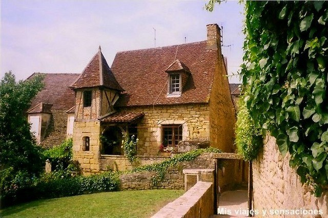 Sarlat la Caneda, Périgord Negro, Francia