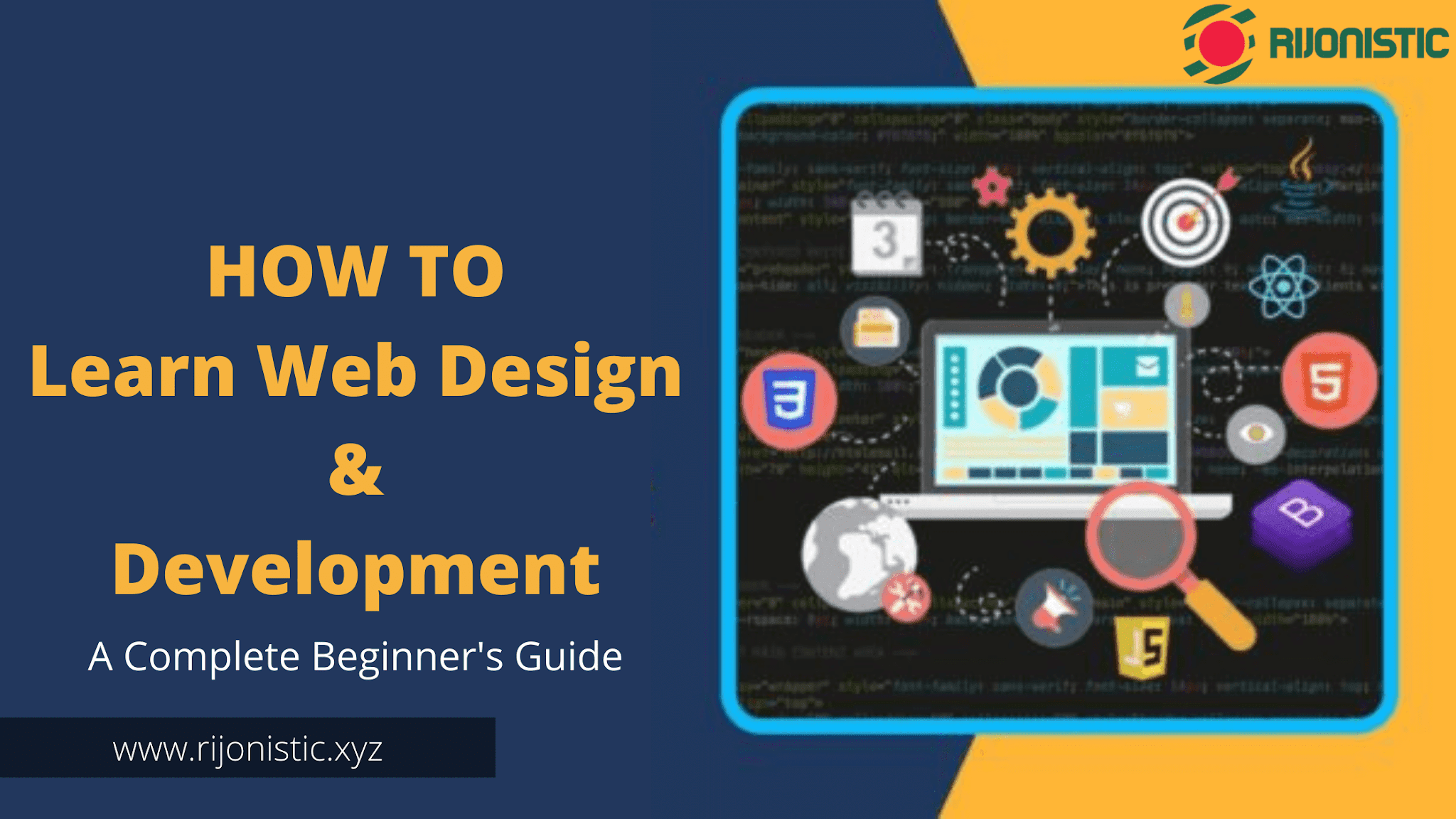 learn web development, what is web design, how to be a web developer,