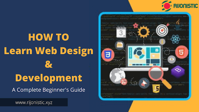 How to Learn Web Design and Development?