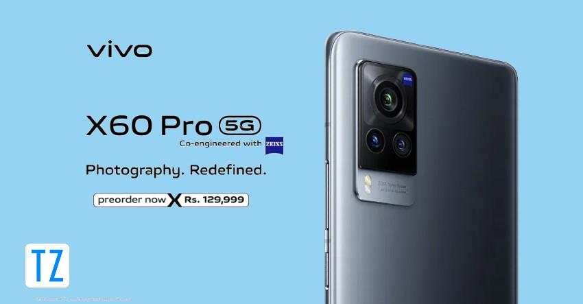 VIVO X60 Pro Price in Pakistan & Specifications