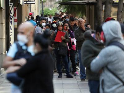 10,8% baja el desempleo: destacan creación de 249 mil puestos de trabajo nuevos