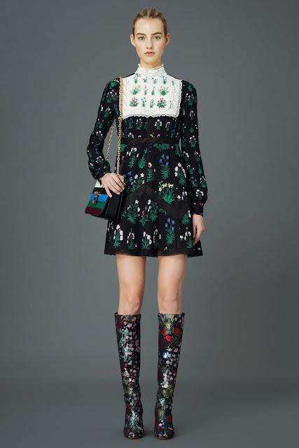 vestido Valentino usado por Isis Valverde, foto modelo