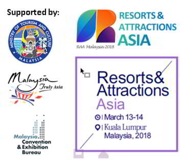 Resorts & Attractions Asia - Malaysia 2018
