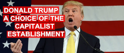 Donald Trump is part of the establishment