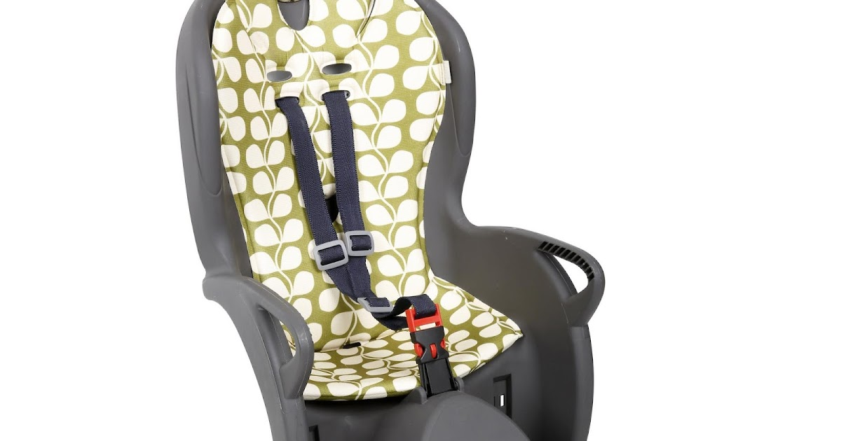 I Love Orla Kiely: Orla Kiely Olive And Orange Cycling Accessories At  Halfords