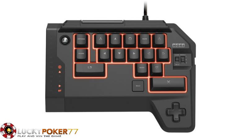 Luckypoker77 - Bosan Gunakan Joystick? Main PS4 dengan