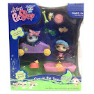 Littlest Pet Shop Gift Set Monkey (#590) Pet