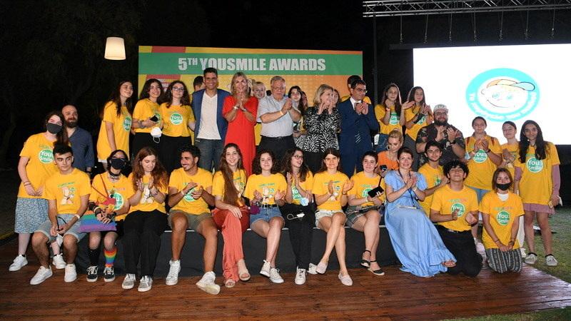 5α Μαθητικά Βραβεία YouSmile Awards: Ποτέ δεν είσαι πολύ μικρός για να αλλάξεις τον κόσμο!