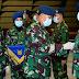 Kasau Pimpin Sertijab Pejabat TNI AU dan Peresmian Satuan Baru
