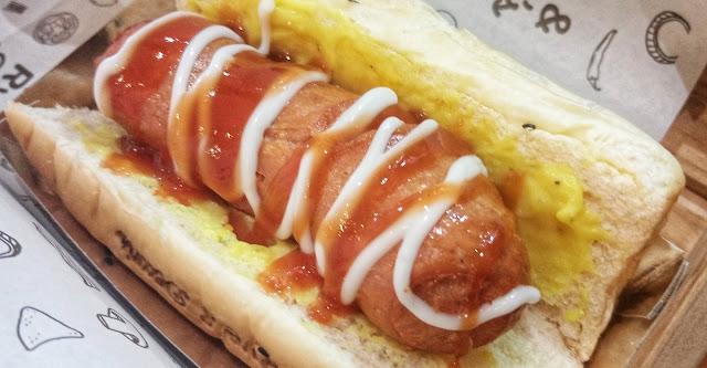 Rye & Dean's Hungarian Sausage