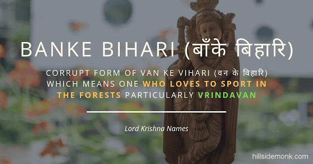 Lord Krishna Names With Meaning 12