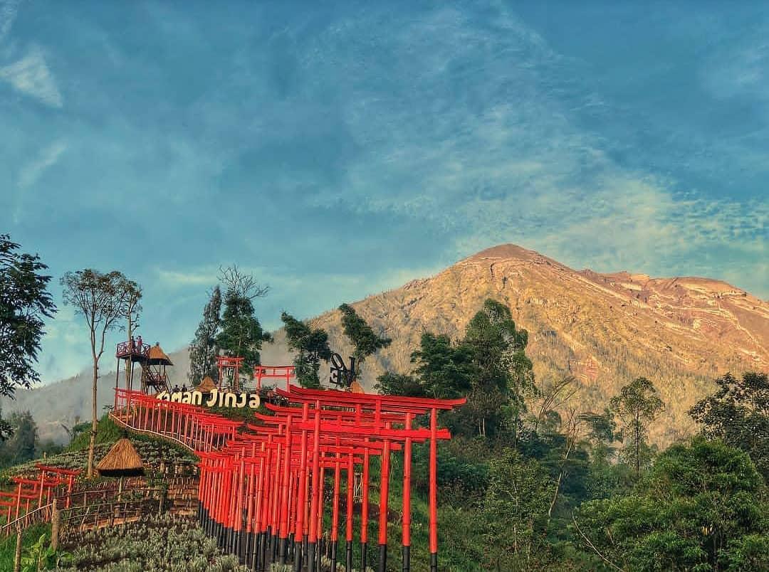 Lokasi Dan Harga Tiket Masuk Taman Jinja Bali Destinasi
