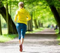 jogging dapat membantu mengecilkan paha dan betis