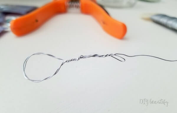 create a wire loop