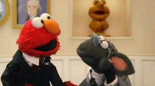 Sesame Street Elmo The Musical President the Musical.1