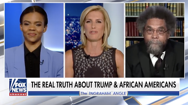 Candace Owens vs. Cornel West: Trump, Race, Economy For African-Americans, Prison Reform