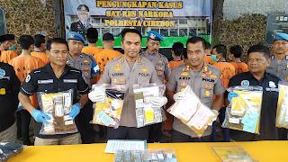 Ungkap Puluhan Kasus, Polreta Cirebon : Kabupaten Cirebon Darurat Narkotika