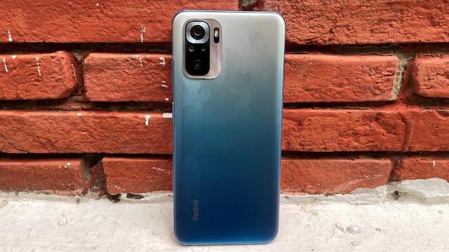 10. Xiaomi Redmi Note 10S