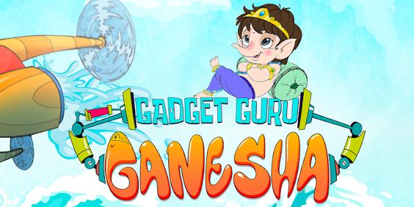 Gadget Guru Ganesha Episodes In Tamil 480P Tvrip