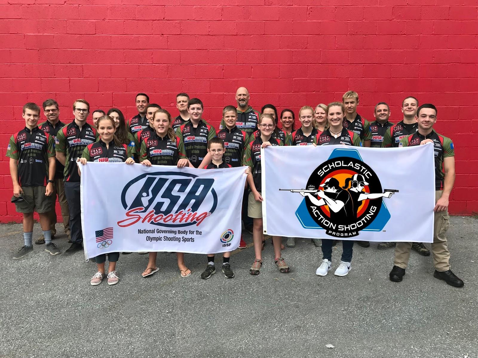 VSSA | Virginia Shooting Sports Association