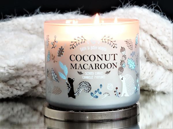 BATH & BODY WORKS | COCONUT MACAROON