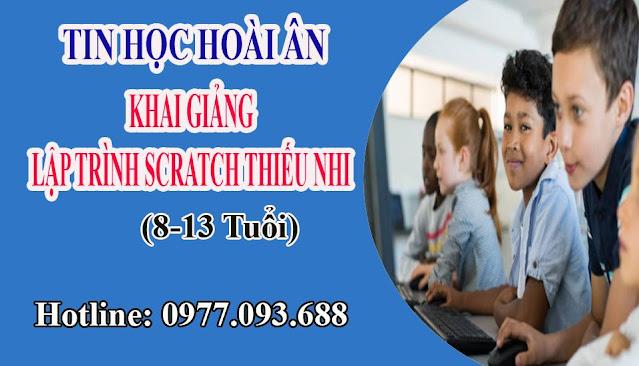 Trung tâm dạy lập trình scratch thiếu nhi tại Biên Hòa