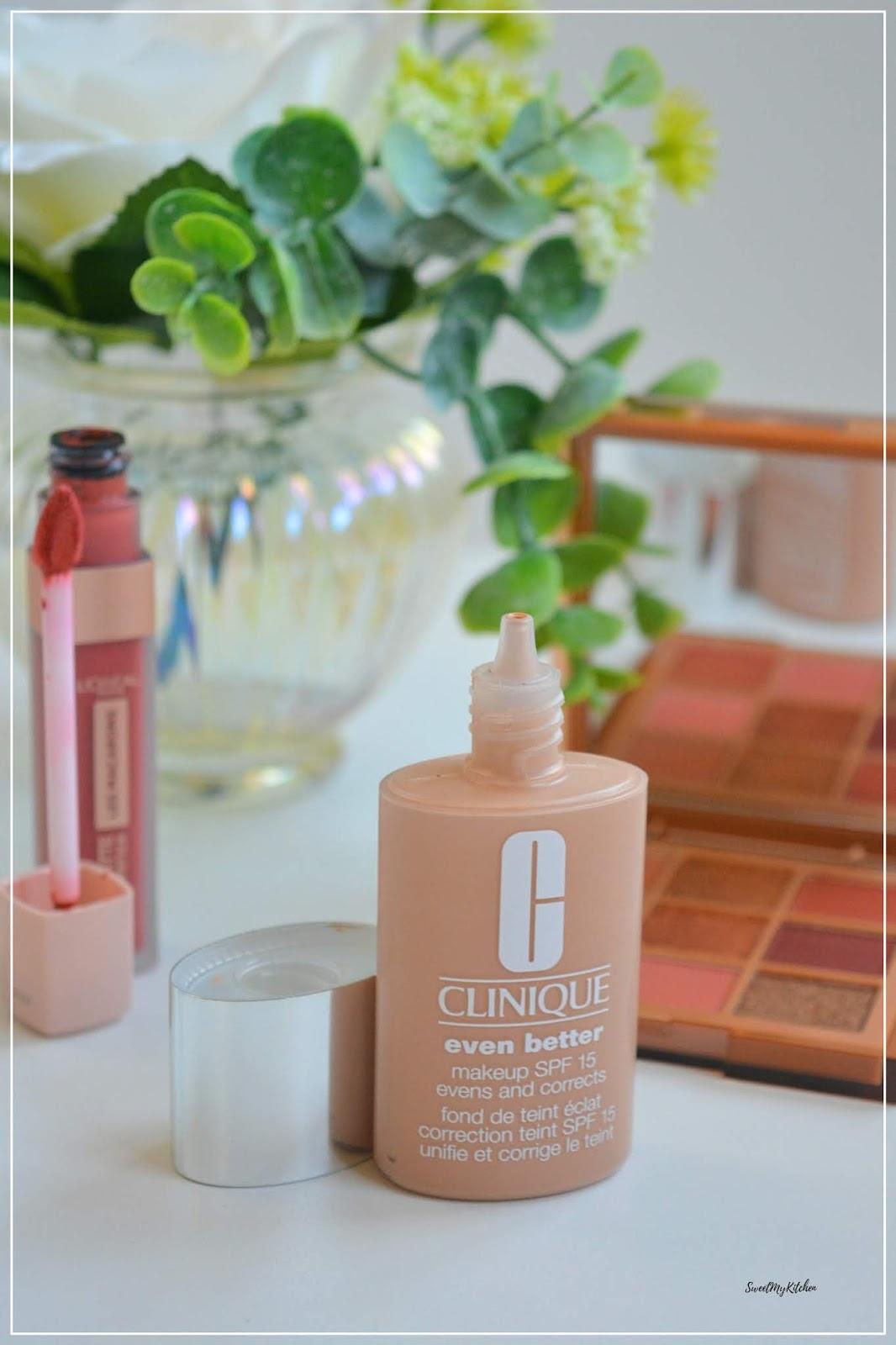 Clinique Even Better foundation makeup review
