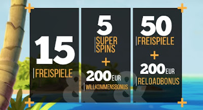Energy Casino - 70 Freispiele und €400 Bonus