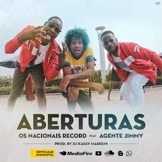 Os Nacionais Record Feat. Agente Jimmy - Aberturas (Afro House)