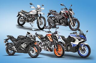 automobiles bikes