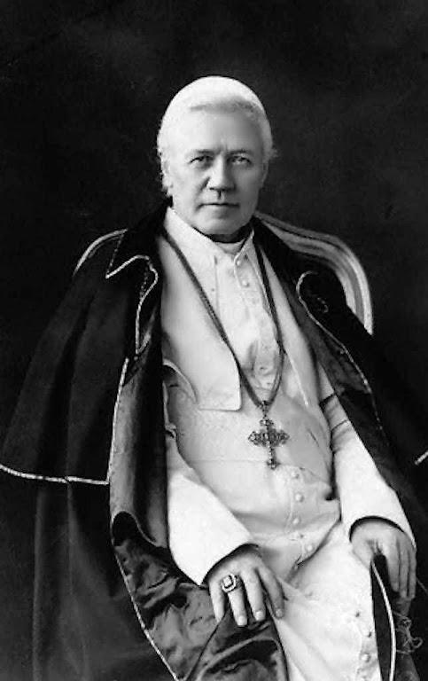 São Pio X nos primeiros anos de pontificado