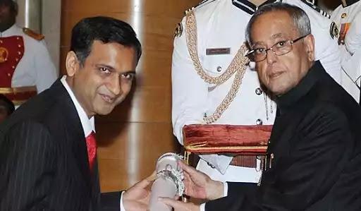 Nitish Naik Indian cardiologist