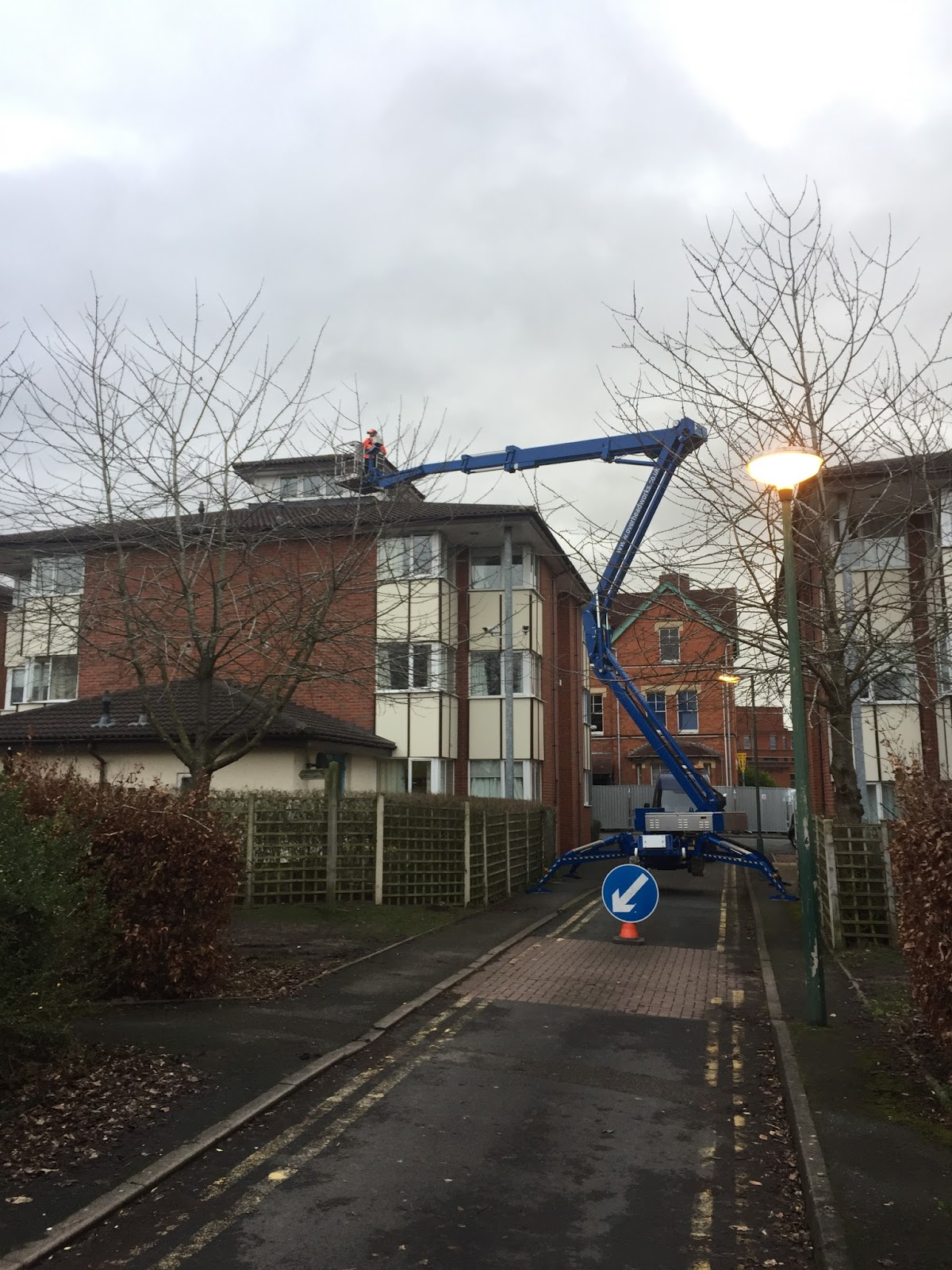 Fletcher Access Difficult Access Roof Repairs