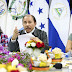 """Ortega felicita al pueblo de Chile por su """"protagonismo democrático"""""""