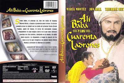 Alí Babá y los cuarenta ladrones | 1944 | Ali Baba and the Forty Thieves