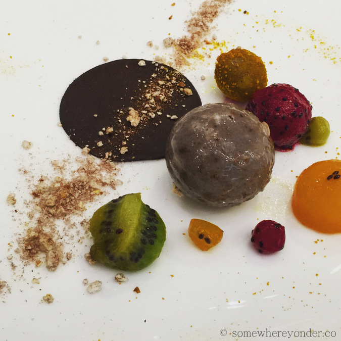 Dessert - Ametsa with Arzak Instruction, London
