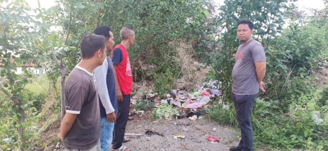 Respon Keluhan Masyrakat, DPRD Parepare Terjun Langsung Melihat Kondisi Sampah yang Berserakan