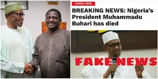 Nigerian President Buhari has Died!!! Thats A Fake News Femi Adesina Slams Peddlers 1