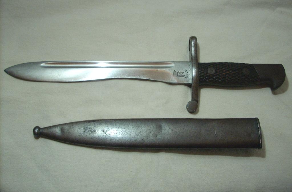 Bayonetas Antiguas Y Modernas Acompa 241 Adas De Sus Im 225 Genes