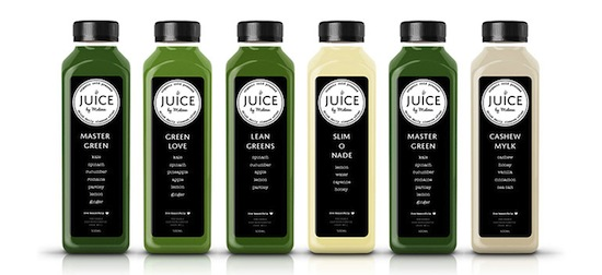 transformation juice cleanse