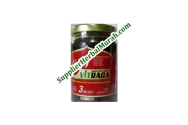 Madu Kuat Super VITRAGA 330 ml